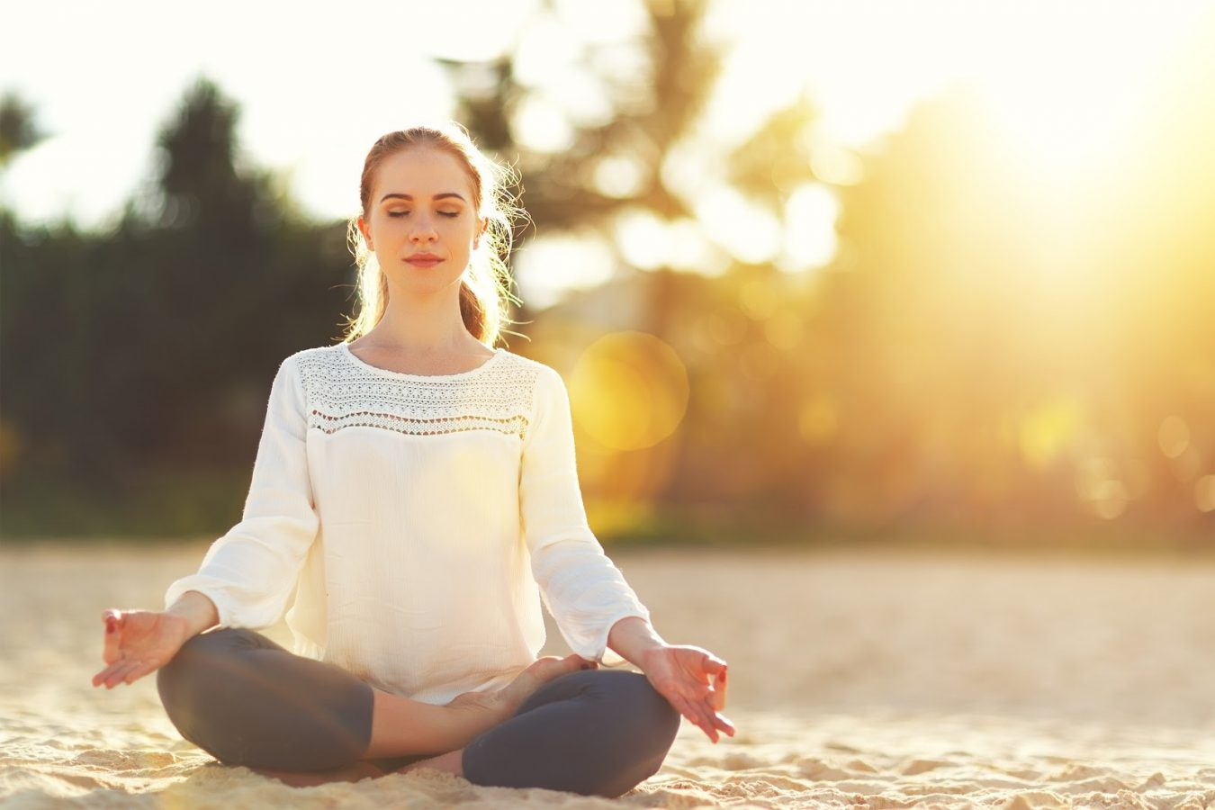 Enhancing Your Yoga Routine With CBD